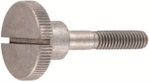 DIN 465 (Rändelschraube-Schlitz)