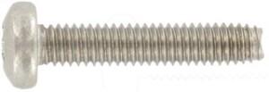 DIN 7500C (Linsenschraube - TX - PZ - PH)