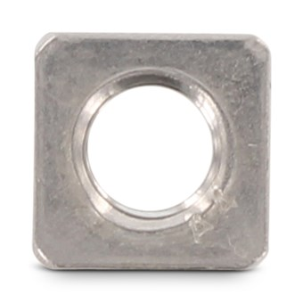 A2 Stainless Steel Square Nuts Thin Type DIN 562 M8-75 Pack
