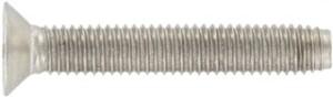 DIN 7500M (Senkschraube - TX- PZ - PH)