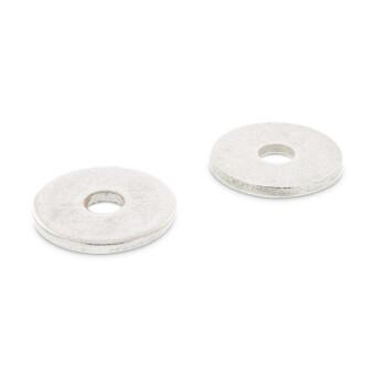PIASTRA quadrata Rondelle A2 Acciaio Inox 5mm di spessore QUADRATO Rondelle M10 o M12