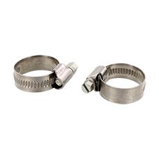 DIN 3017: Hose clamps